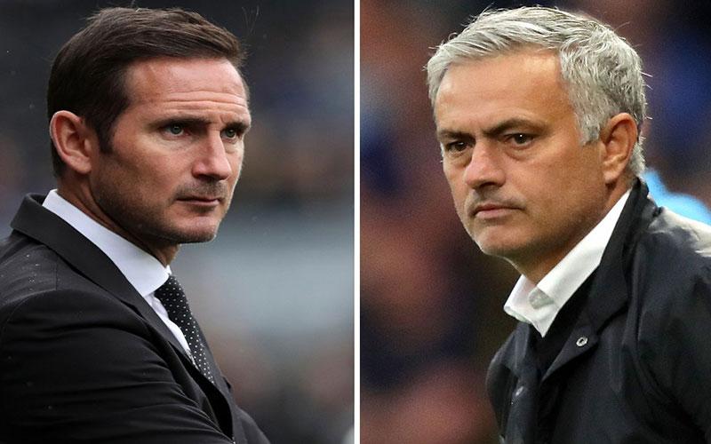 Lampard-Mourinho