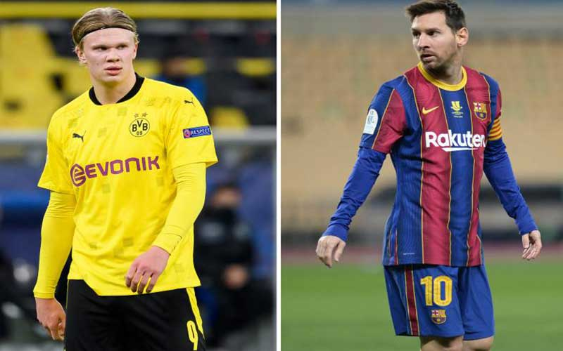 Haland-and-Messi